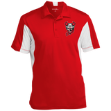 Binghamton Devils Men's Colorblock Performance Polo