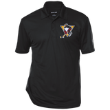 Wilkes-Barre/Scranton Penguins Performance Textured Three-Button Polo