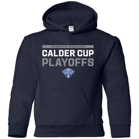 Toronto Marlies Youth 2018 Postseason Pullover Hoodie