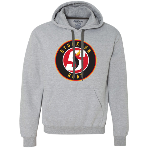 Stockton Heat Heavyweight Pullover Fleece Sweatshirt