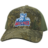 Hartford Wolf Pack Camo Cap with Mesh