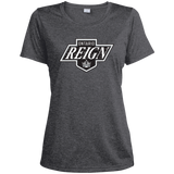 Ontario Reign Ladies Heather Dri-Fit Moisture-Wicking T-Shirt