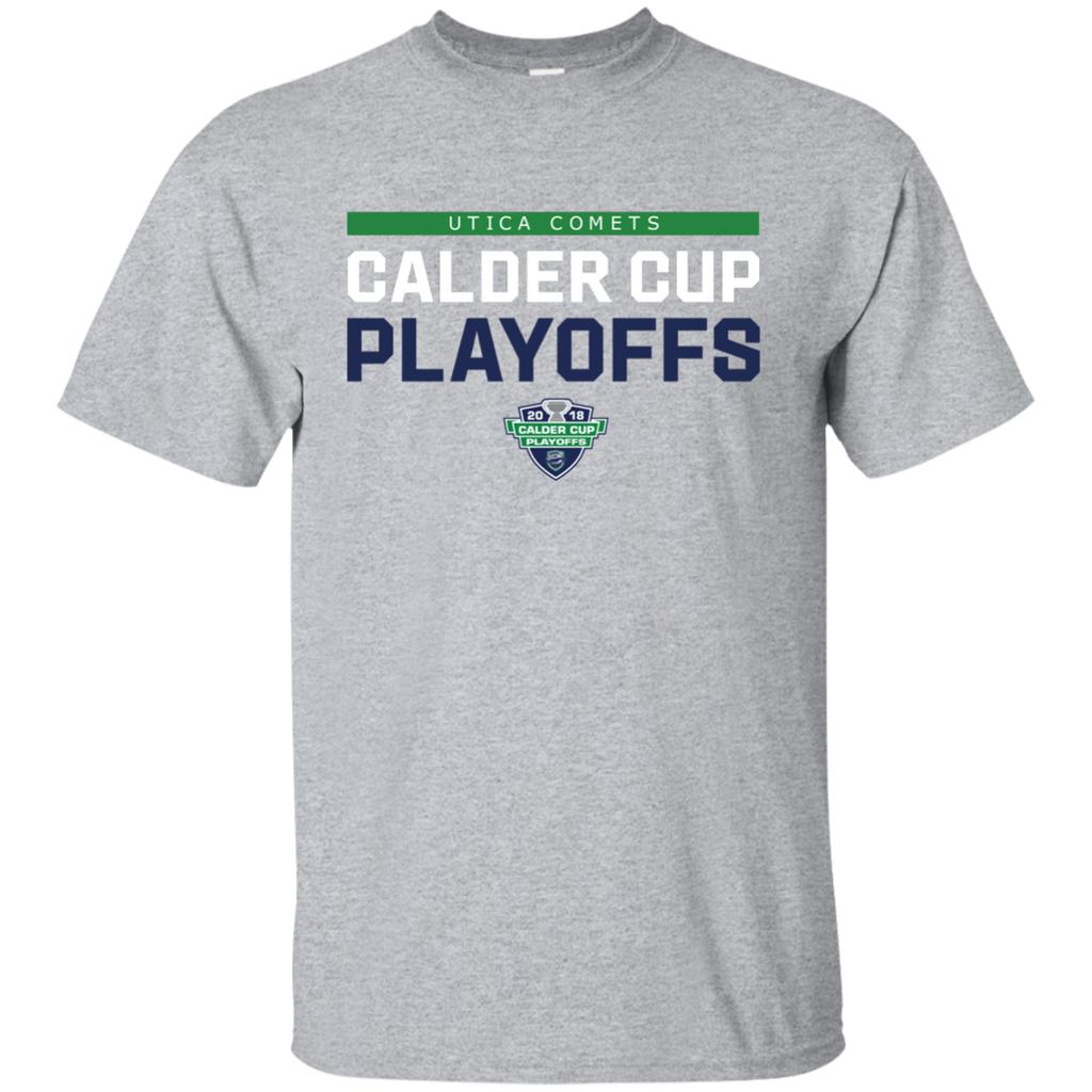 Utica Comets Youth 2018 Postseason Ultra Cotton T-Shirt