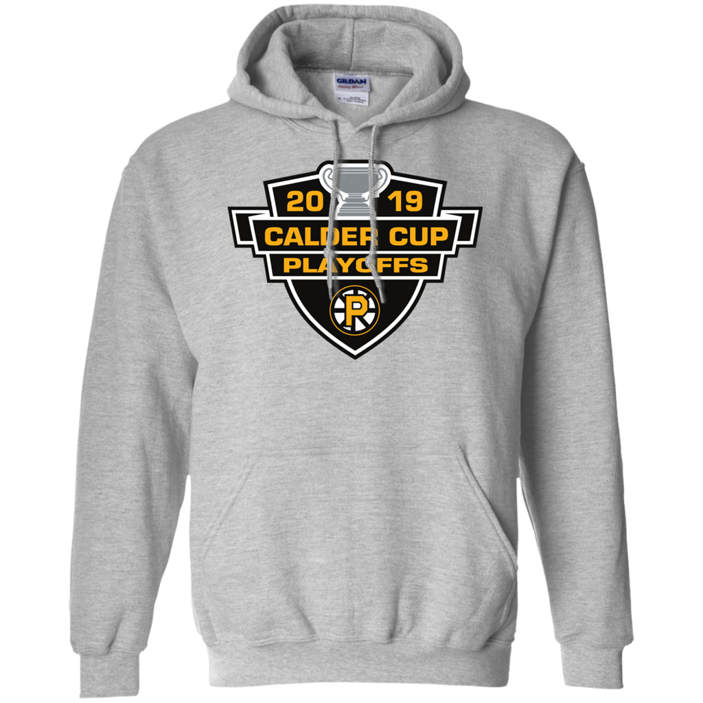 Providence Bruins 2019 Calder Cup Playoffs Pullover Hoodie