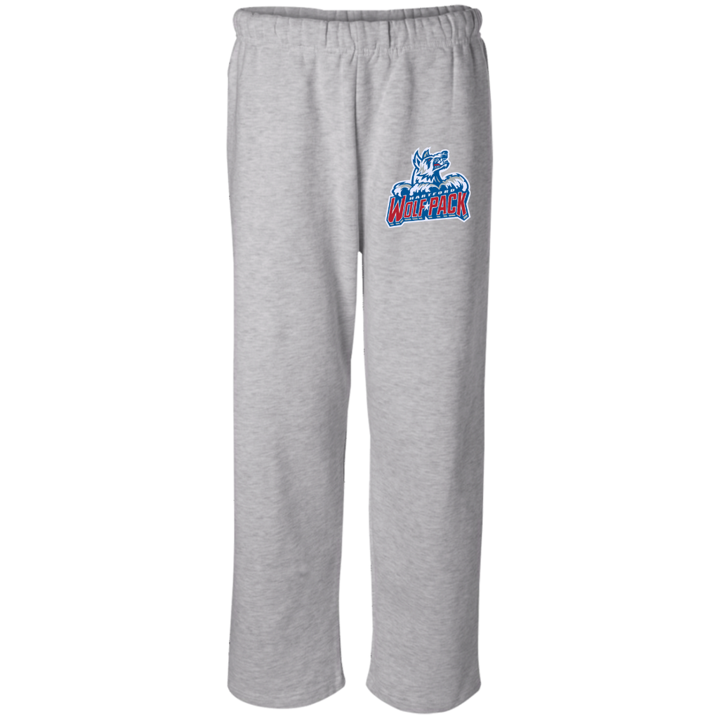 Hartford Wolf Pack Open Bottom Sweat Pant with Pockets