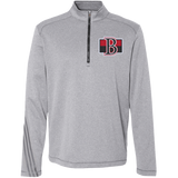 Belleville Senators Adidas Men's Terry Heather 1/4 Zip