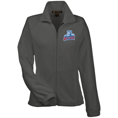 Hartford Wolf Pack Womens Fleece Jacket