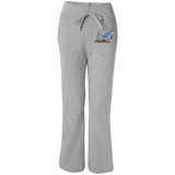 San Jose Barracuda Women's Open Bottom Sweatpants with Pockets