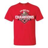 Grand Rapids Griffins 2017 Calder Cup Champions Roster T-Shirt