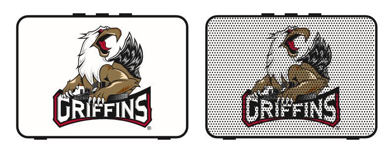 Grand Rapids Griffins Portable Boxanne Speaker