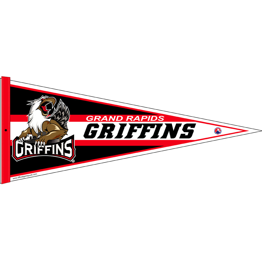 Grand Rapids Griffins Team Pennant