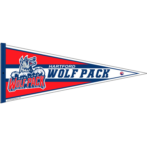 Hartford Wolf Pack Team Pennant