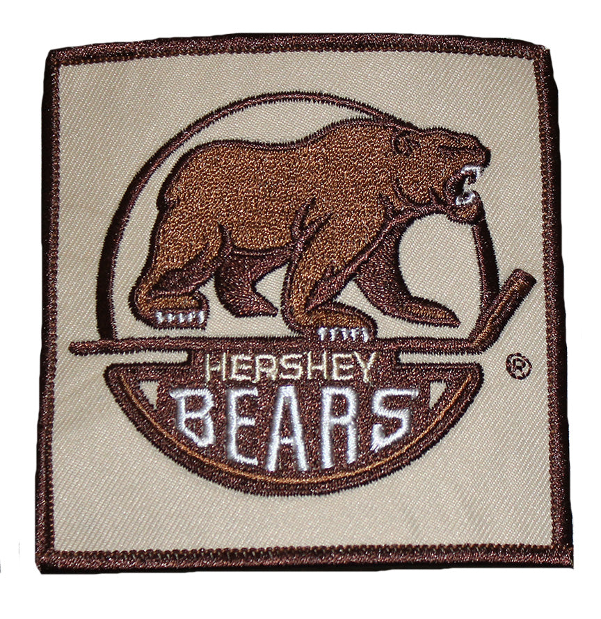 Hershey Bears Team Logo Collectors Patch