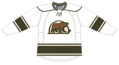Reebok Hershey Bears Customized Premier Third Jersey (Clearance)
