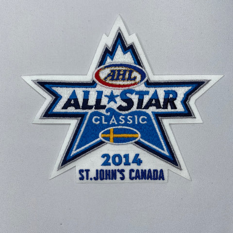 2014 AHL All-Star Classic Souvenir Patch