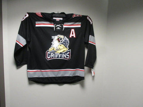 #19 Nick Jensen Grand Rapids Griffins Customized Home Jersey (CLEARANCE)