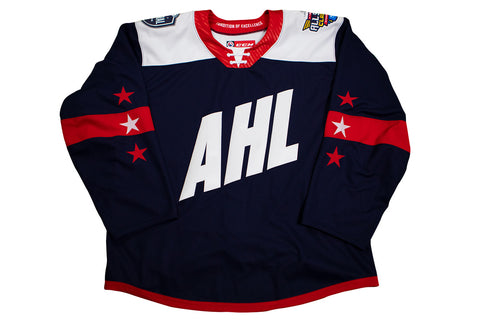 CCM Quicklite 2019 AHL All-Star Central Division Authentic Navy Jersey