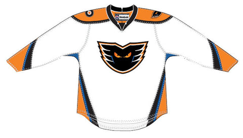 CCM Lehigh Valley Phantoms Customized Premier White Jersey