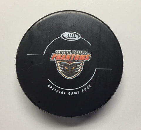 Lehigh Valley Phantoms New Look Official Game Puck