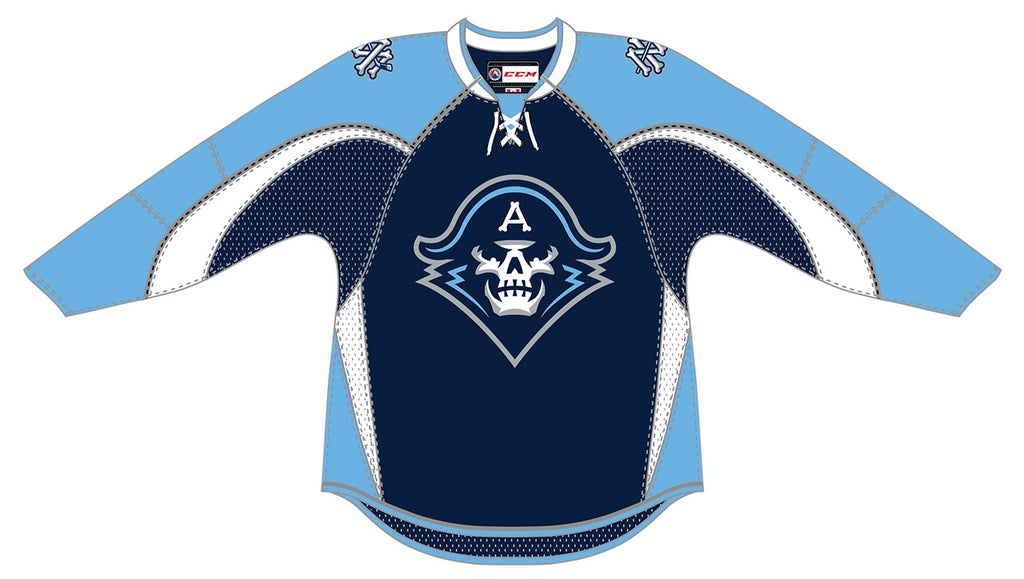 CCM Milwaukee Admirals Premier Away Jersey