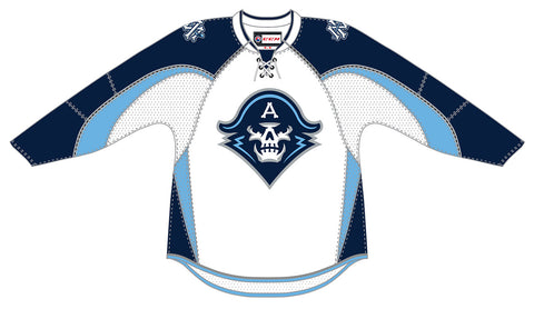 CCM Milwaukee Admirals Customized Premier Home Jersey