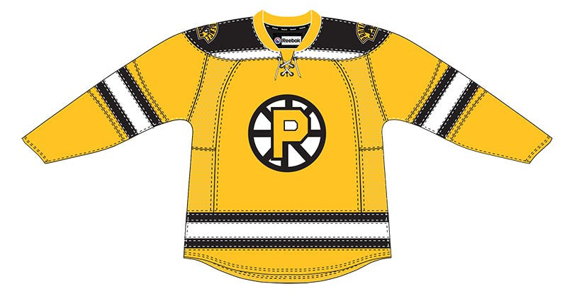 Reebok-CCM Providence Bruins Customized Premier Home Jersey
