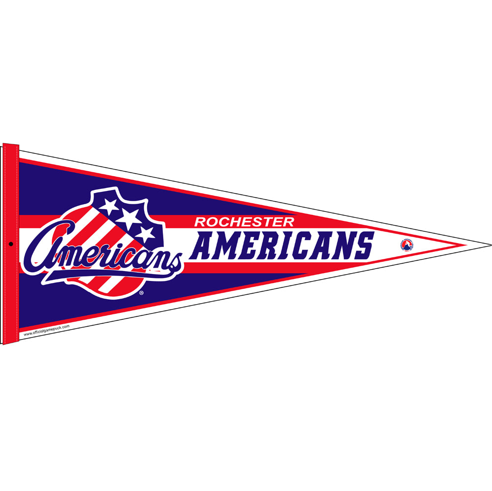 Rochester Americans Team Pennant