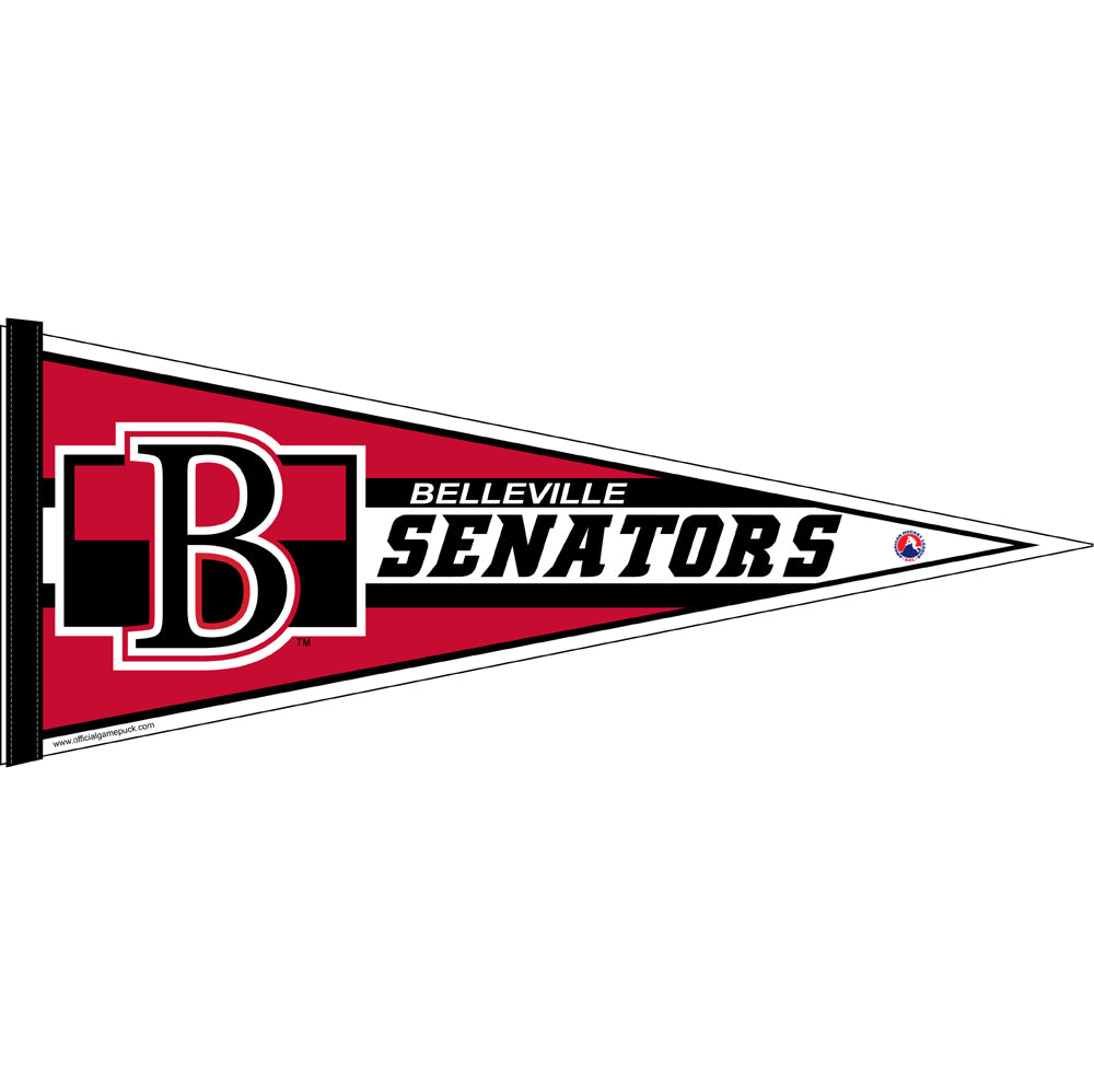 Belleville Senators Team Pennant