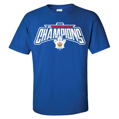 Toronto Marlies 2018 Eastern Conference Champions T-Shirt