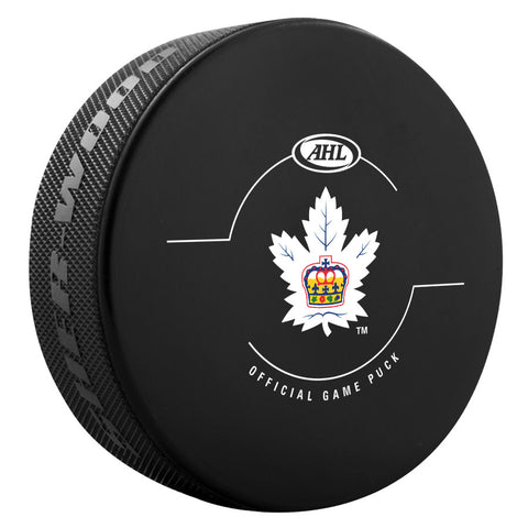 Toronto Marlies Official Game Puck