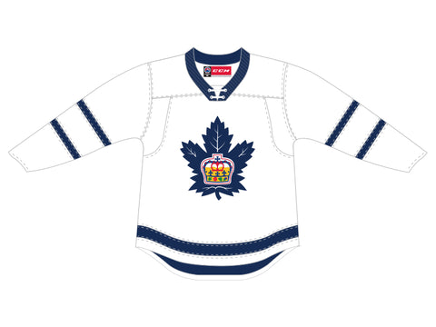 3a791b32f9b CCM Quicklite Toronto Marlies Customized Premier White Jersey