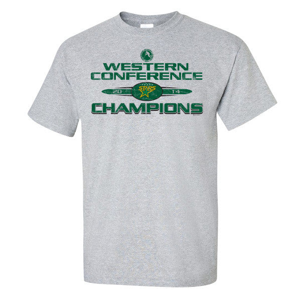 Texas Stars 2014 Western Conference Champions T-Shirt