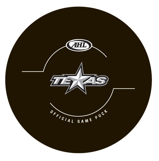 Texas Stars Official Game Puck (clearance)