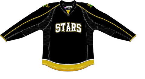 Reebok Texas Stars Pro Authentic Away Jersey (Clearance)