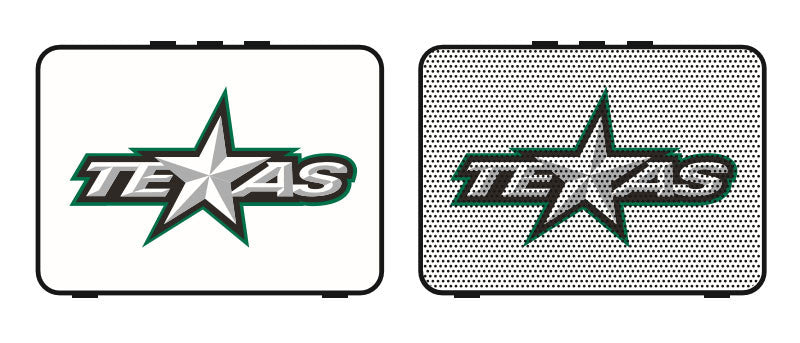 Texas Stars Portable Boxanne Speaker