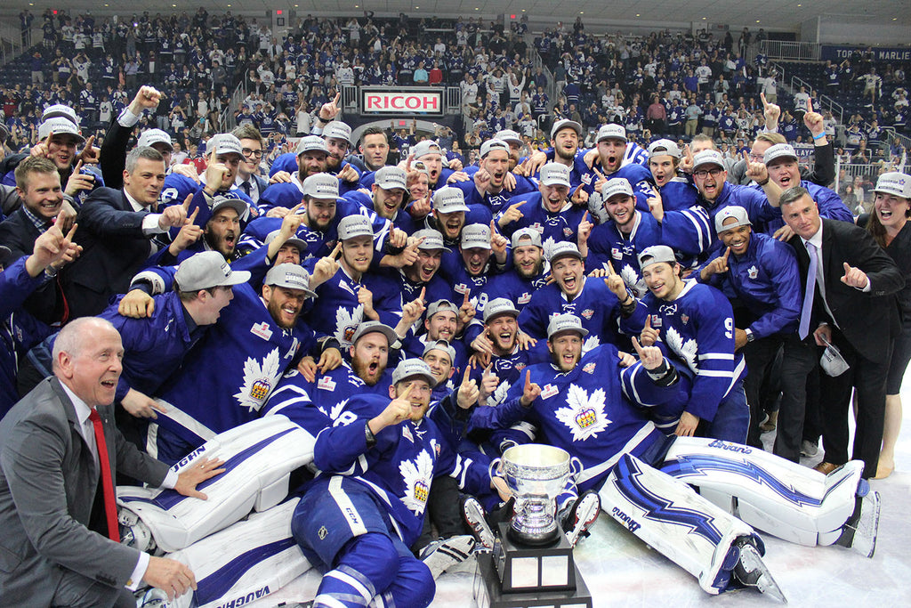 Toronto Marlies 2018 Calder Cup Champions Team Photo