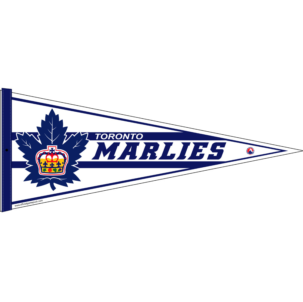 Toronto Marlies Team Pennant