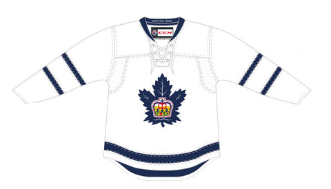 CCM Toronto Marlies Customized Premier White Jersey