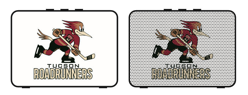 Tucson Roadrunners Portable Boxanne Speaker