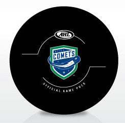 Utica Comets Official Game Puck (clearance)