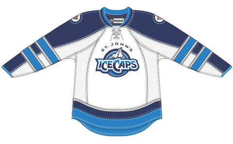Reebok St. John's IceCaps Customized Premier Home Jersey (Clearance)