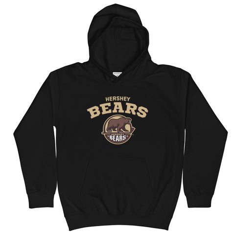 Hershey Bears Youth Arch Pullover Hoodie