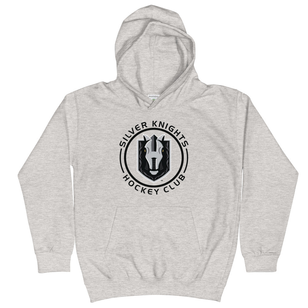 Henderson Silver Knights Youth Faceoff Hoodie