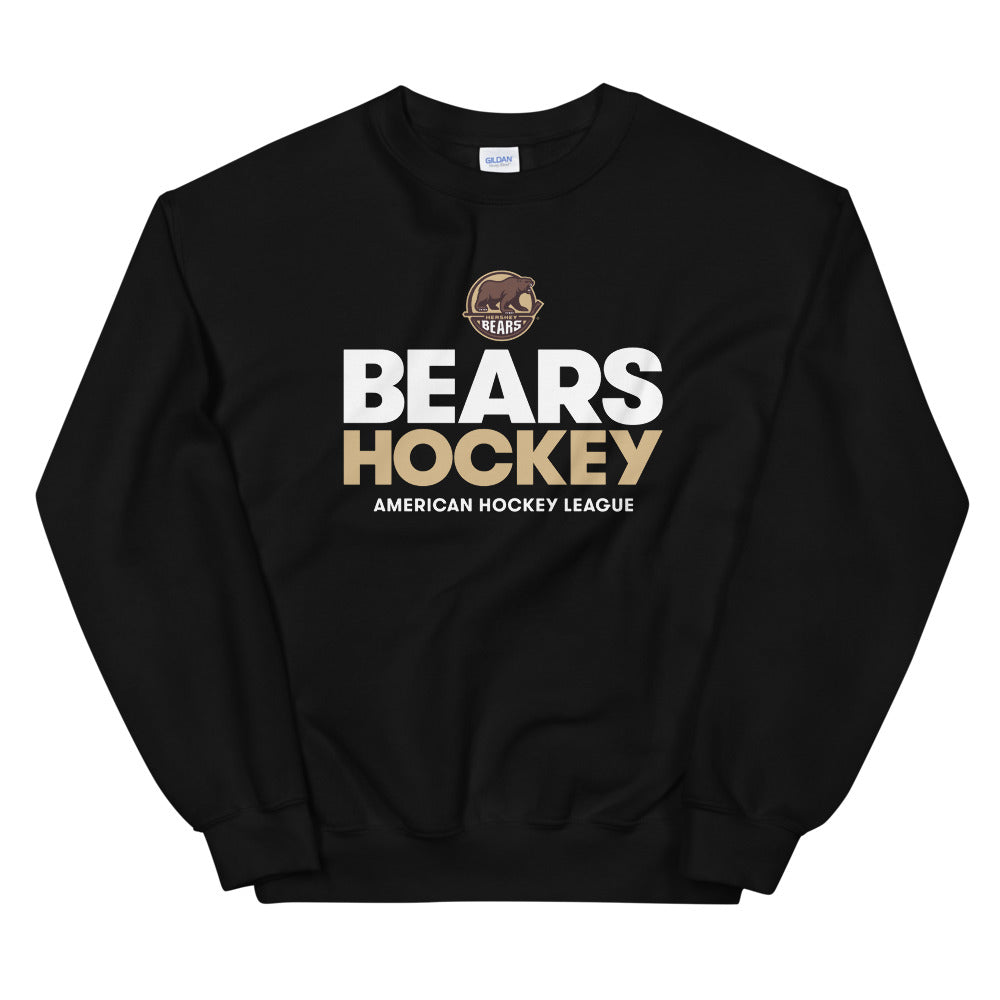 Hershey Bears Hockey Adult Crewneck Sweatshirt