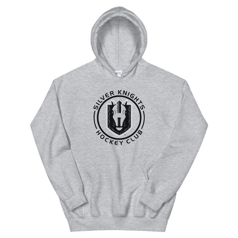 Henderson Silver Knights Adult Faceoff Pullover Hoodie
