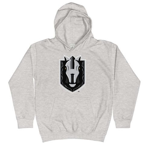 Henderson Silver Knights Youth Primary Logo Hoodie