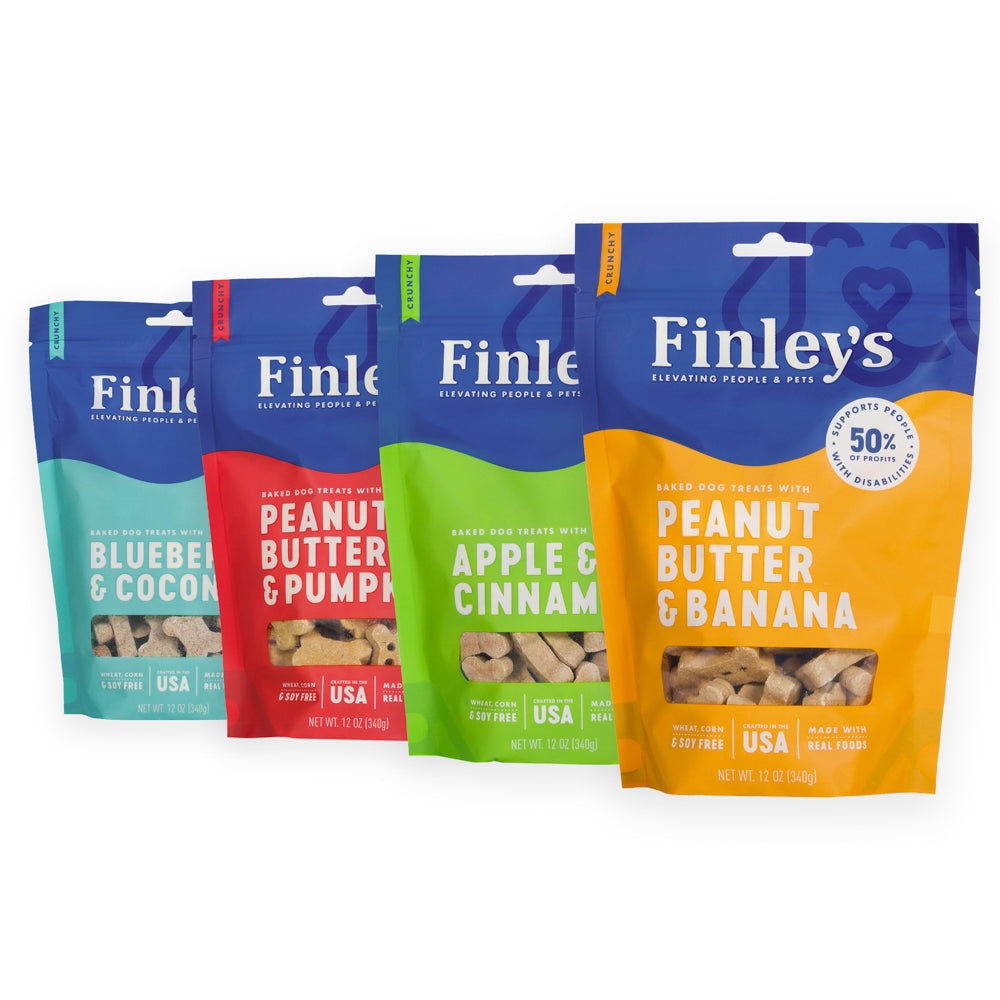 Finley's Favorites Variety Pack Biscuits