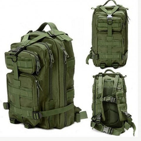 Rucksack Tactical MOLLE Backpack