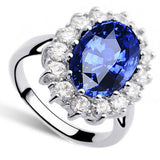 Princess CZ Ring in 2 colors