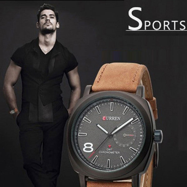 Stylish Quartz Analog Wrist Watch
